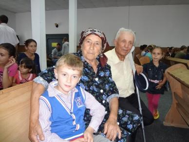 New friends in Rogova