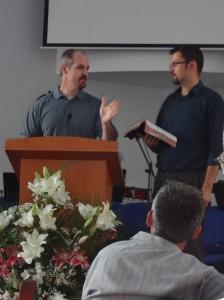 2nd Man preaching in Severin