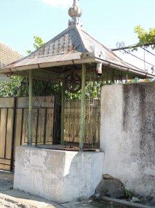 Village water well in Rogova